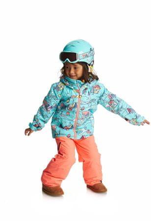 ROXY Mini Jty Little K Aruba Blue 3 kabát