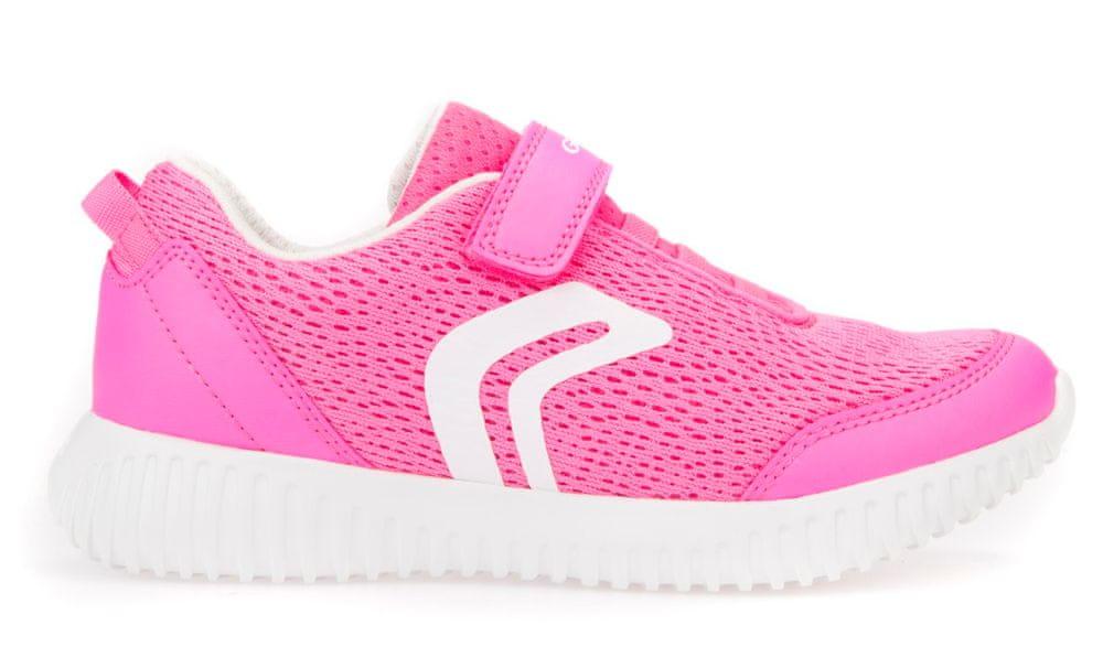 Dívčí Růžová Sportovní obuv od značky Geox