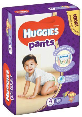 Huggies Pants 4 Jumbo 4 (9-14 kg) 36 ks