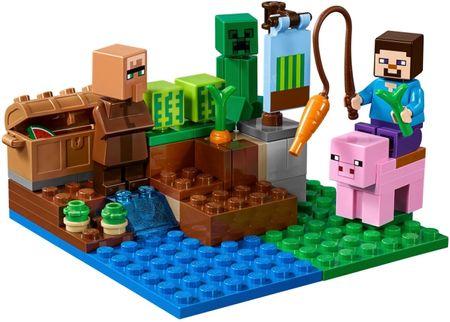 LEGO Minecraft 21138 Farma arbuzów