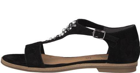 s.Oliver ženski sandali, 39, črni