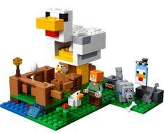 LEGO Minecraft 21140 Kokošinjac