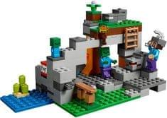 LEGO Minecraft 21141 Špilje sa zombijima