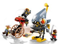 LEGO NINJAGO™ 70629 Atak Piranii