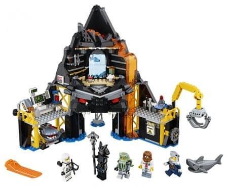 LEGO NINJAGO™ 70631 Garmadonov vulkanski brlog