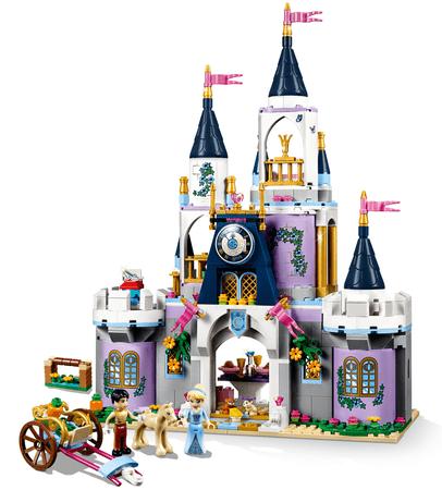 56a06f18a39b LEGO Disney Princess 41154 Popoluškin vysnívaný zámok - Alternatívy ...