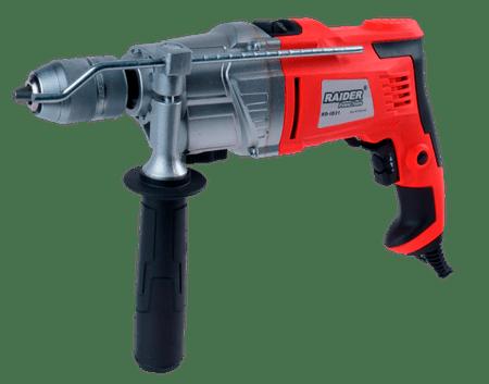 RAIDER ročni električni vrtalnik 1050W 13mm RDP-ID31