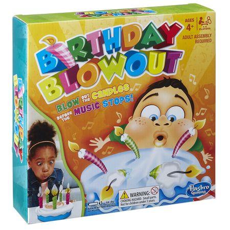 HASBRO Birthday Blowout Társasjáték