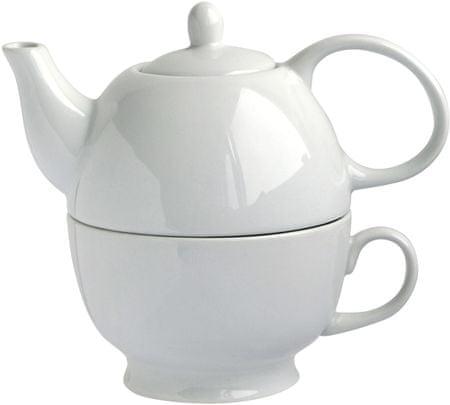 TORO porcelanowy czajnik 480 ml