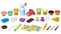 Play-Doh Zmrzlinárský set