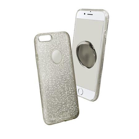 SBS ovitek z bleščicami za iPhone 7/8 Plus, srebrn