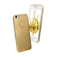 SBS ovitek z bleščicami za iPhone 7/8, zlat