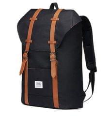 Kaukko ruksak Cozy Coala, crn
