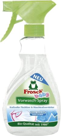 Frosch Öko Spray foltokra a csecsemő fehérneműhöz 300 ml