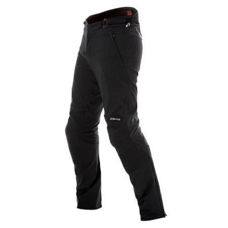 Dainese pánske motocyklové nohavice NEW DRAKE AIR, textilné, čierne