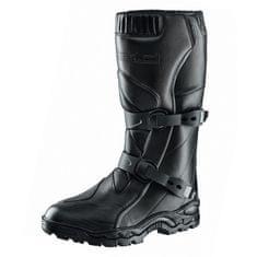 Held enduro topánky SHIROC Miracle-Tex, čierna, koža