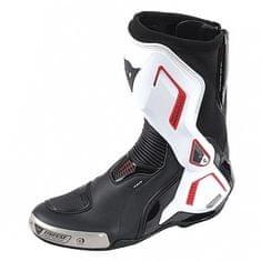 Dainese športové moto topánky TORQUE D1 OUT čierna/biela/červená (lava)