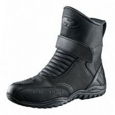Held motocyklové boty ANDAMOS Hipora, černá, PU-kůže/textil