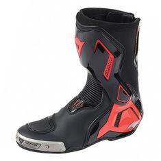 Dainese sportovní moto boty TORQUE D1 OUT černá/fluo červená
