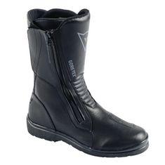 Dainese motocyklové boty  LATEMAR GORE-TEX černá