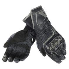 Dainese dámské sport moto rukavice CARBON D1 LONG LADY černá, kůže (pár)