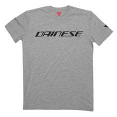 Dainese pánske tričko s krátkym rukávom DAINESE šedá