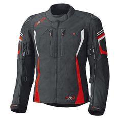 Held pánská moto bunda  LUCA Gore-Tex černá/červená