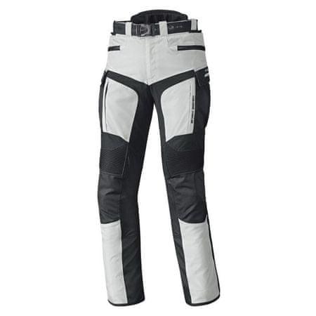 Held letné enduro moto nohavice Matata 2 vel.S šedá/čierna (vodeodolná úprava), textilné