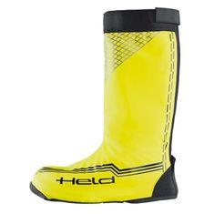 Held nepremokavé návleky na topánky, fluo žltá