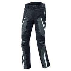 Held pánske letné moto nohavice VENTO čierna, textilná