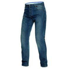 Dainese pánske nohavice-jeans na motorku  BONNEVILLE REGULAR denim/kevlar
