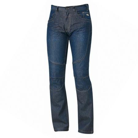 Held skúter jeans nohavice FAME 2 vel.36/34 modrej, kevlar
