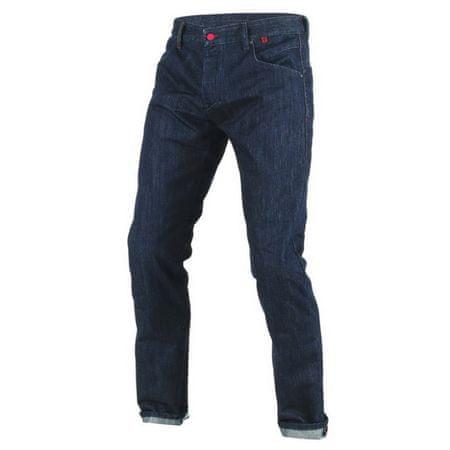 Dainese pánske nohavice-jeans na motorku  STROKEVILLE vel.31 denim/kevlar