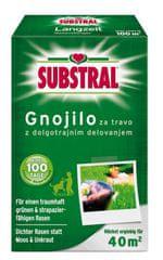 Substral gnojivo za travu dugotrajnim učinkom, 0,8 kg, 40 m2
