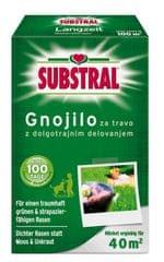 Substral gnojivo za travu dugotrajnim učinkom, 2 kg, 100 m2