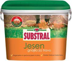 Substral gnojilo za travo Jesen, 5 kg, 250 m2