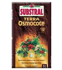 Substral zemlja za sve vrste lončanica Terra Osmocote, 5 L