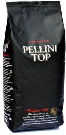 Pellini Top szemes kávé 1kg