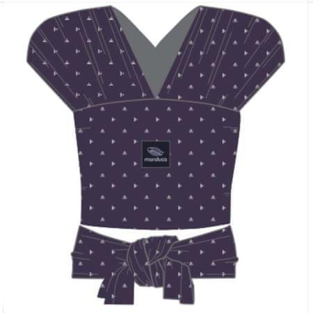 Manduca chusta do noszenia dzieci Sling Purple Darts
