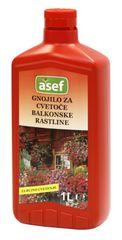 Asef Asef tekuće mineralno gnojivo za balkonske biljke, 1000 ml