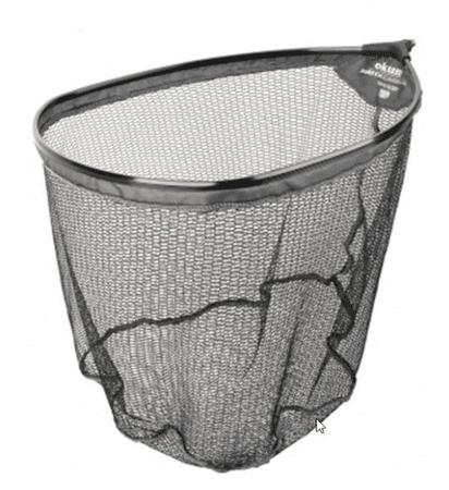 Okuma Podběráková Hlava Carbonite Net Shake'n Dry 45x35x30 cm