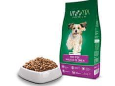 Vivavita Granuly pre dospelé psy malých plemien 15kg