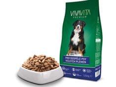 Vivavita Granuly pre dospelé psy veľkých plemien 15kg