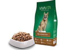 Vivavita Granuly pro staršie psy 15kg