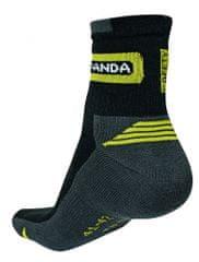 Panda Safety Ponožky Wasat sivá 45-46