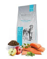 Starvita Granule pro dospělé psy kuřecí 12kg