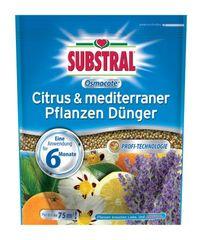 Substral gnojivo Osmocote za citruse i drugo mediteransko bilje, 1500 g, 75 m2