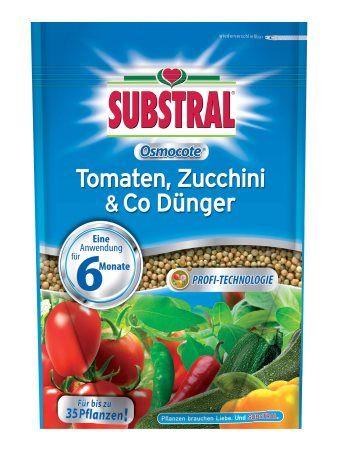 Substral gnojilo Osmocote za paradižnike in plodovke 750 g
