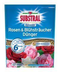 Substral gnojilo Osmocote za vrtnice in cvetoče grmovnice, 1500 g