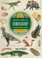 autor neuvedený: Dinosaury a iné prehistorické zvieratá